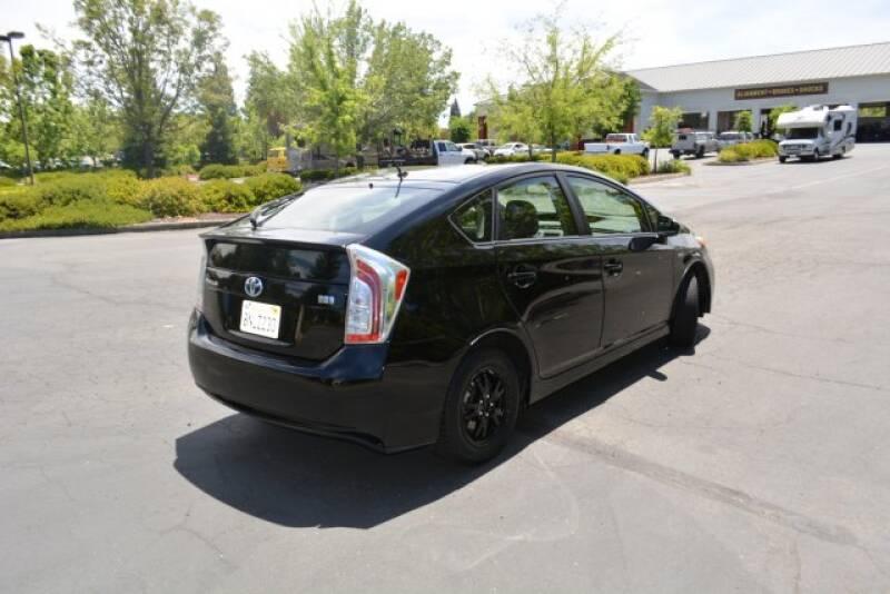 2014 Toyota Prius Four 4dr Hatchback - Rocklin CA