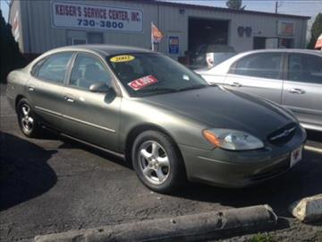 2002 Ford Taurus for sale in Camp Hill, PA