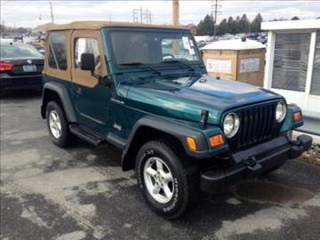 1998 Jeep Wrangler for sale in Camp Hill, PA
