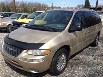 2000 Chrysler Town and Country for sale in Camp Hill, PA