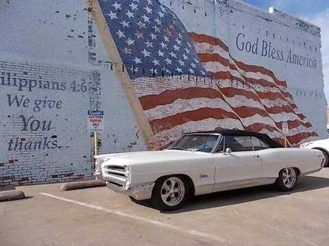 1966 Pontiac Catalina for sale in Skiatook, OK