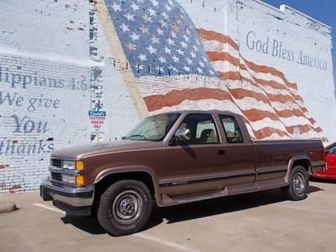1994 Chevrolet C/K 2500 Series for sale in Skiatook, OK