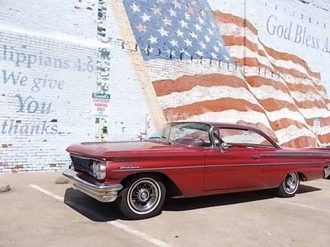 1960 Pontiac Ventura for sale in Skiatook, OK