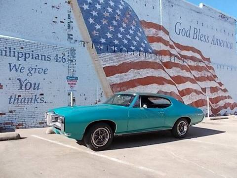 1968 Pontiac Le Mans for sale in Skiatook, OK