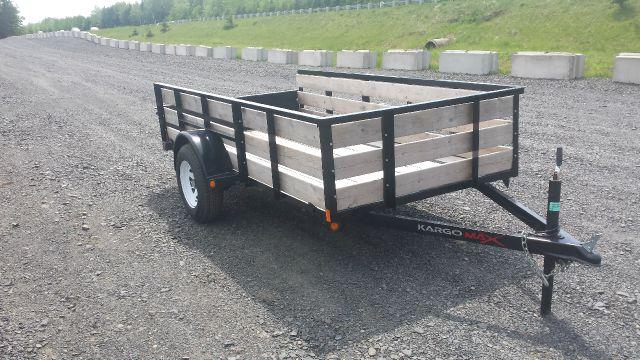 2013 Kargo Max 5 x 10 Tri Board  - Brookfield NS
