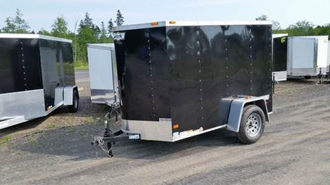 2014 Haulmark 5 x 8 for sale at Trailer World in Brookfield NS