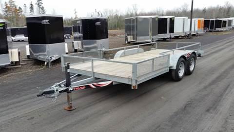 2014 King Trail  Side loader Used