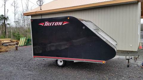 2010 Triton TC11 for sale at Trailer World in Brookfield NS