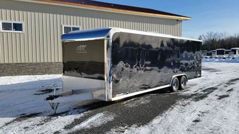 2017 ATC 8.5x24 10K  for sale at Trailer World in Brookfield NS
