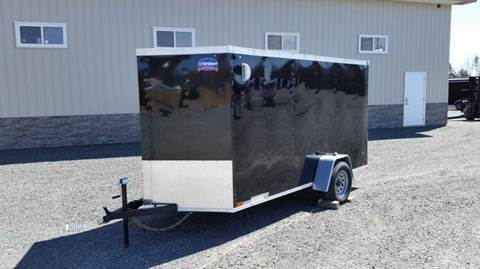 2019 United 6x12+2 XLV for sale at Trailer World in Brookfield NS