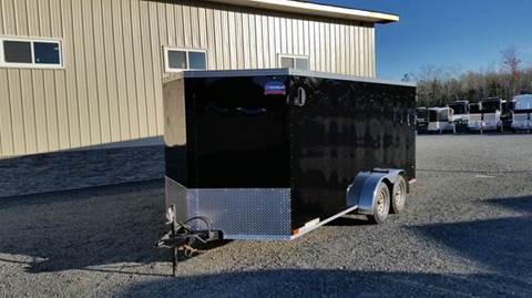 2019 United 7x16+2 7K for sale at Trailer World in Brookfield NS