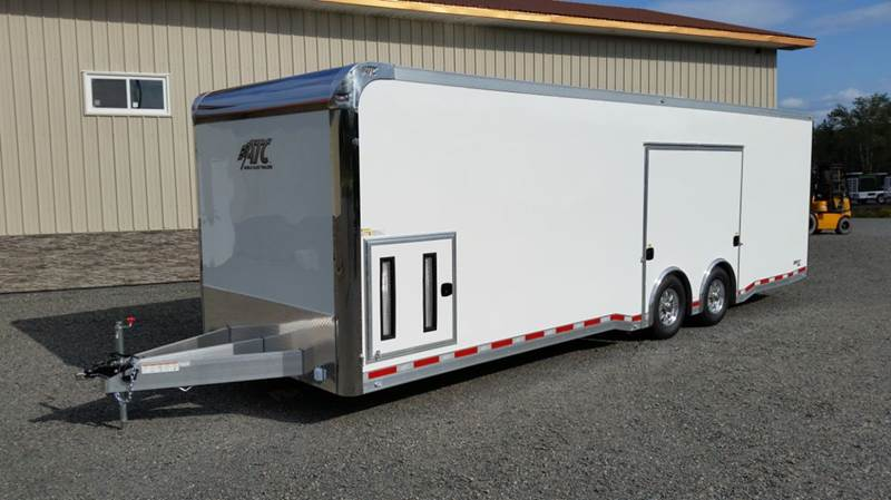 2022 ATC 8.5x28 12K Quest 305 for sale at Trailer World in Brookfield NS