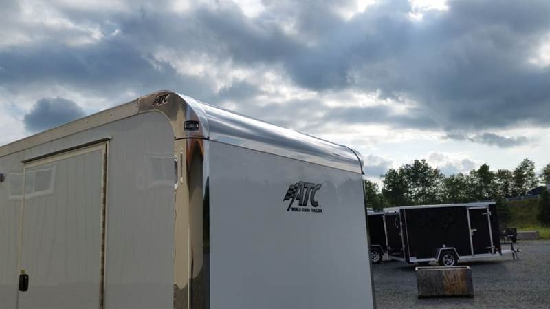 2019 ATC 8.5x28 12K  Quest 305 Race Hauler - Brookfield NS
