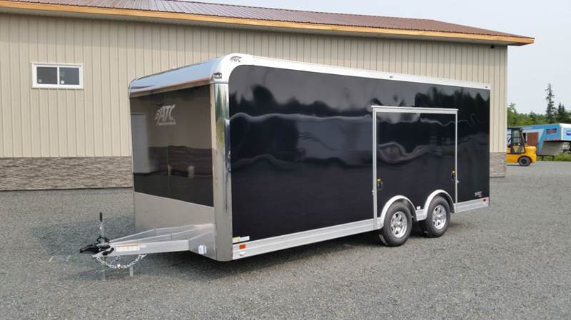 2019 ATC 8.5x20 10K for sale at Trailer World in Brookfield NS