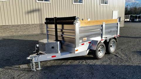 2019 Tero 6x10 10K for sale at Trailer World in Brookfield NS