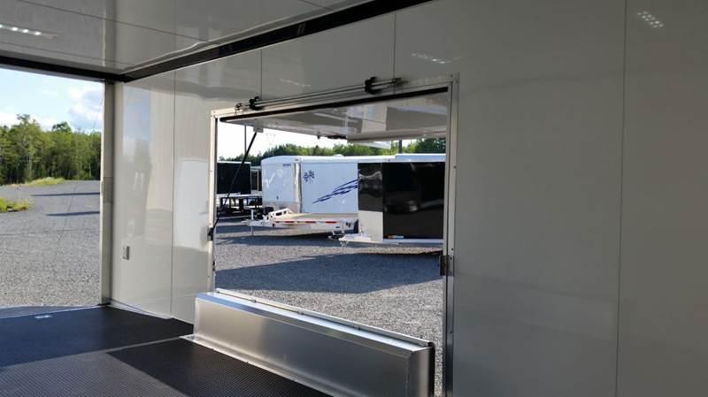 2019 ATC 8.5x24 10K Quest 305 Car Hauler - Brookfield NS
