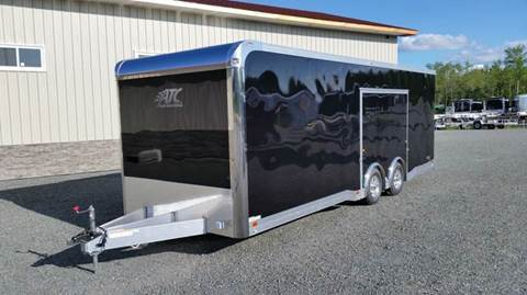 2021 ATC 8.5x24 10K for sale at Trailer World in Brookfield NS