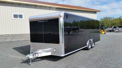 2018 Cargo Pro 8.5x24 10K for sale at Trailer World in Brookfield NS