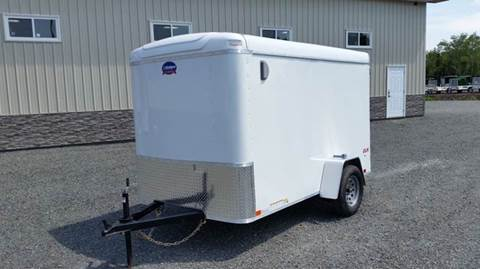 2019 United 6x10 3.5K for sale at Trailer World in Brookfield NS