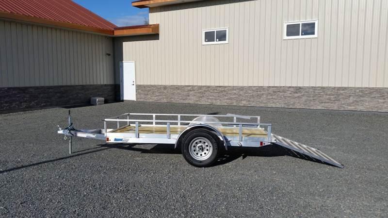 2018 Cargo Pro 60x10 3.5K 4' Ramp - Brookfield NS
