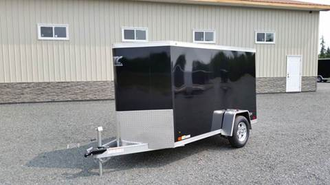 2019 ATC 5x10+2 3.5K for sale at Trailer World in Brookfield NS