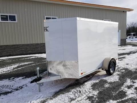 2021 ATC 6x10+2 3.5K for sale at Trailer World in Brookfield NS