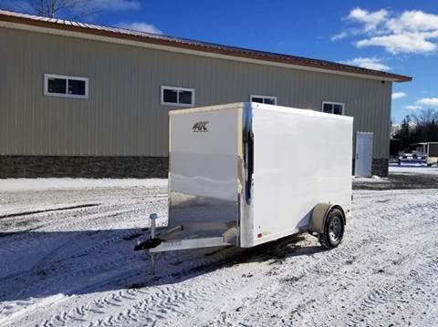 2022 ATC 6x10 3.5K for sale at Trailer World in Brookfield NS