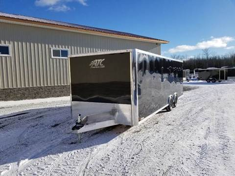 2022 ATC 8.5x24 10K for sale at Trailer World in Brookfield NS