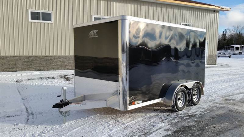 2021 ATC 7x12 7.7K for sale at Trailer World in Brookfield NS