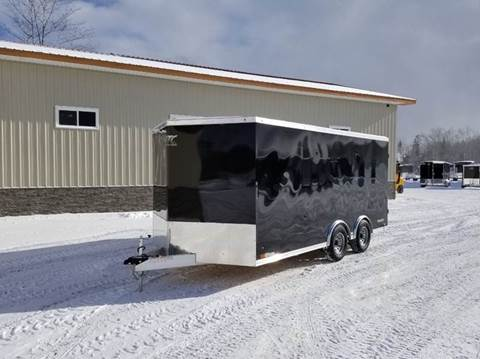 2019 ATC 8.5x16+2 10K for sale at Trailer World in Brookfield NS