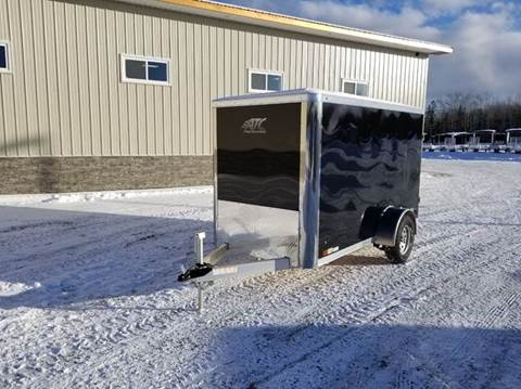 2019 ATC 5x10 3.5K for sale at Trailer World in Brookfield NS
