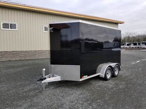 2019 ATC 7x12+2 7.7K for sale at Trailer World in Brookfield NS