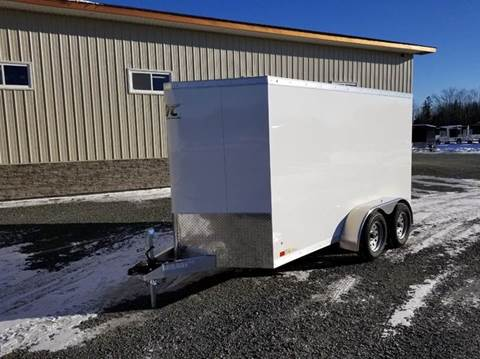 2019 ATC 6x12+2 7.7K for sale at Trailer World in Brookfield NS