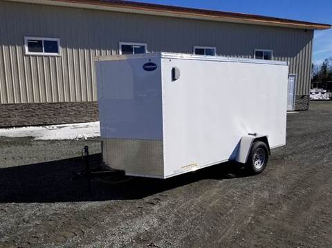 2019 United 6x12+2 3.5K XLV for sale at Trailer World in Brookfield NS