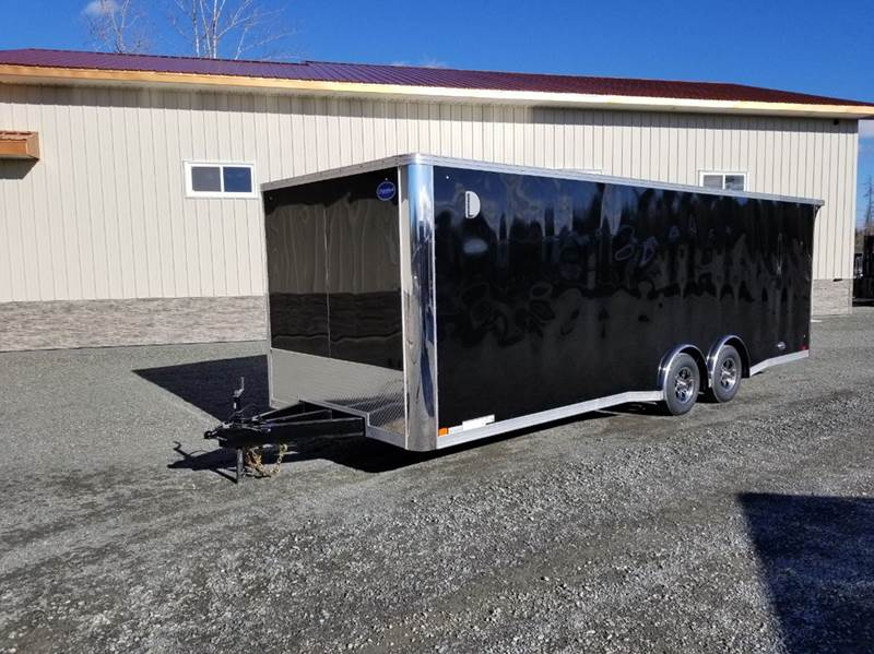2019 United 8.5x24 10K XLT  for sale at Trailer World in Brookfield NS