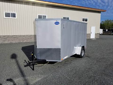 2020 United 6x12+2 3.5K XLV for sale at Trailer World in Brookfield NS