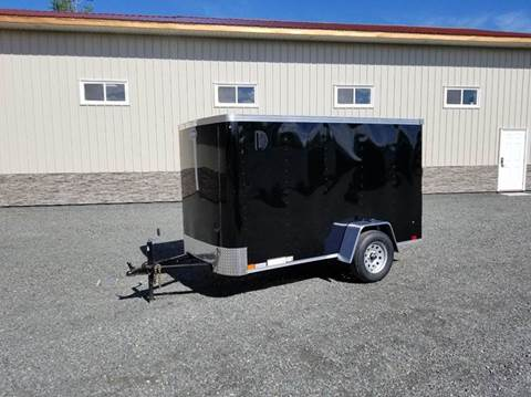 2020 United 5x10 3.5K XLE for sale at Trailer World in Brookfield NS