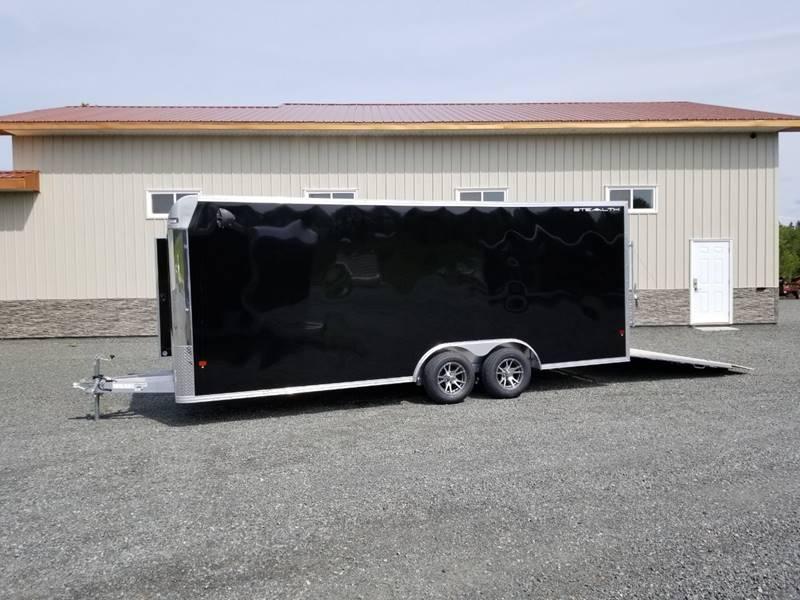 2019 Cargo Pro 8.5x20 7K Ramp Car Hauler - Brookfield NS