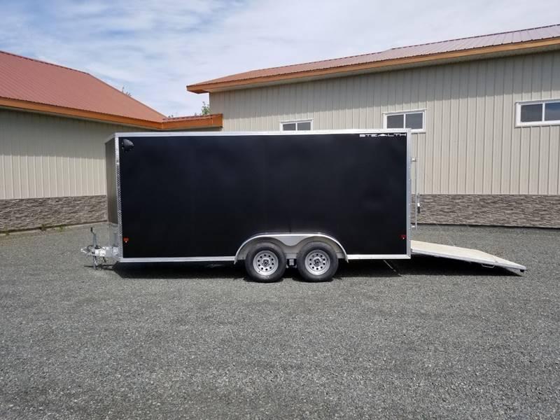 2020 Cargo Pro 7x16+2 7K Ramp - Brookfield NS