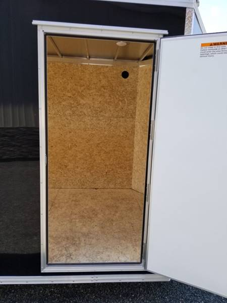 2020 Cargo Pro 7x18+2 7K Ramp Door - Brookfield NS
