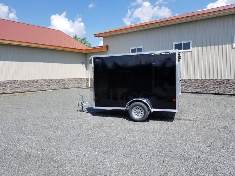 2020 Cargo Pro 6x10+2 3.5K Ramp Door - Brookfield NS