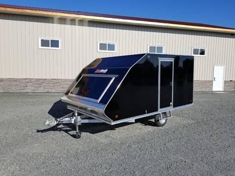 2020 Sno Pro 102x12 Hybrid Sled