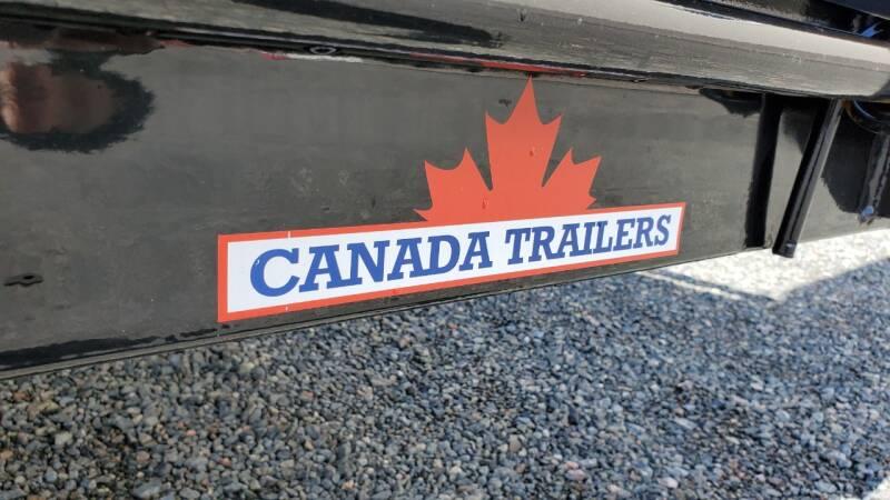 2020 Canada Trailers 80x24 14K HD Pro Landscaper - Brookfield NS