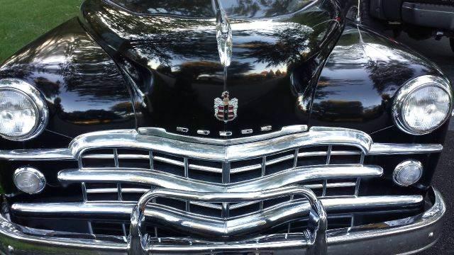 1949 Dodge Coronet for sale at 10th Ward Auto Sales, Inc in Chicago IL