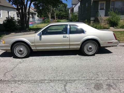 1990 Lincoln Mark VII for sale in Chicago, IL