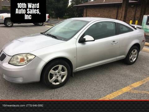2009 Pontiac G5 for sale at 10th Ward Auto Sales, Inc in Chicago IL