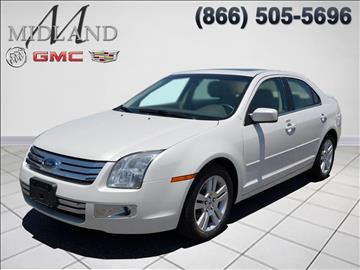 2009 Ford Fusion for sale in Midland, TX