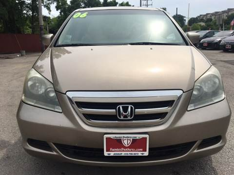 2006 Honda Odyssey for sale in Jessup, MD