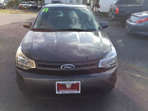 2011 Ford Focus for sale in Jessup, MD