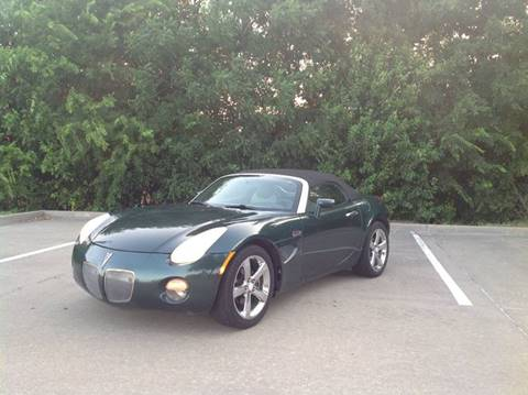 2006 Pontiac Solstice for sale in Garland, TX